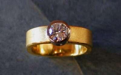Stone Setting without Prongs – Virtual Class Aug 20-22