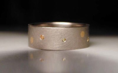 Creating wedding rings long distance