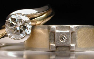 Why I love creating engagement and wedding rings