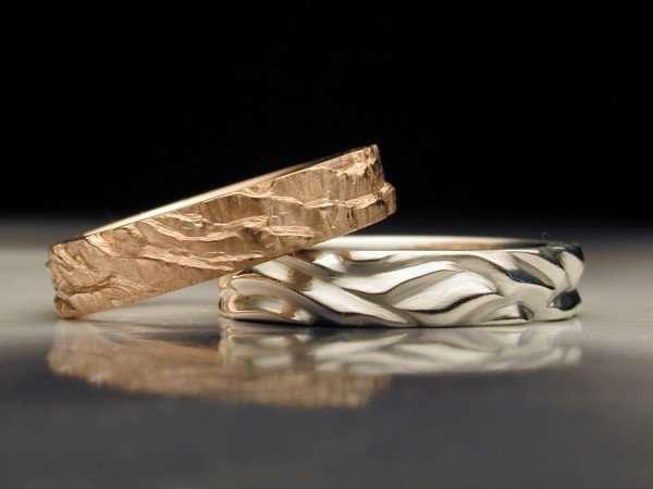wedding rings, gold, platinum, bend oregon jim dailing designs